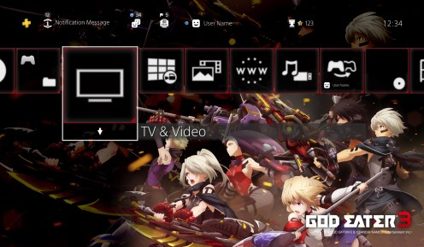 GodEater3_PS4AddOn_ThemeD_screenshots