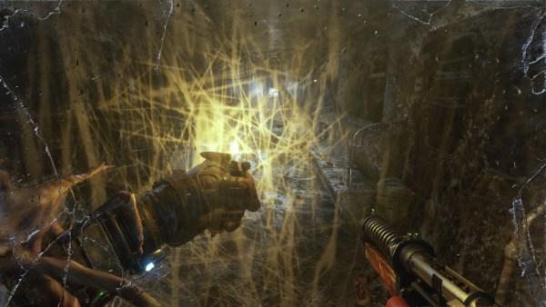 Metro Exodus, spiders