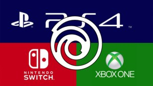 Ubisoft PS4 Xbox One Switch