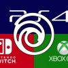 育碧PS4 的Xbox One Switch
