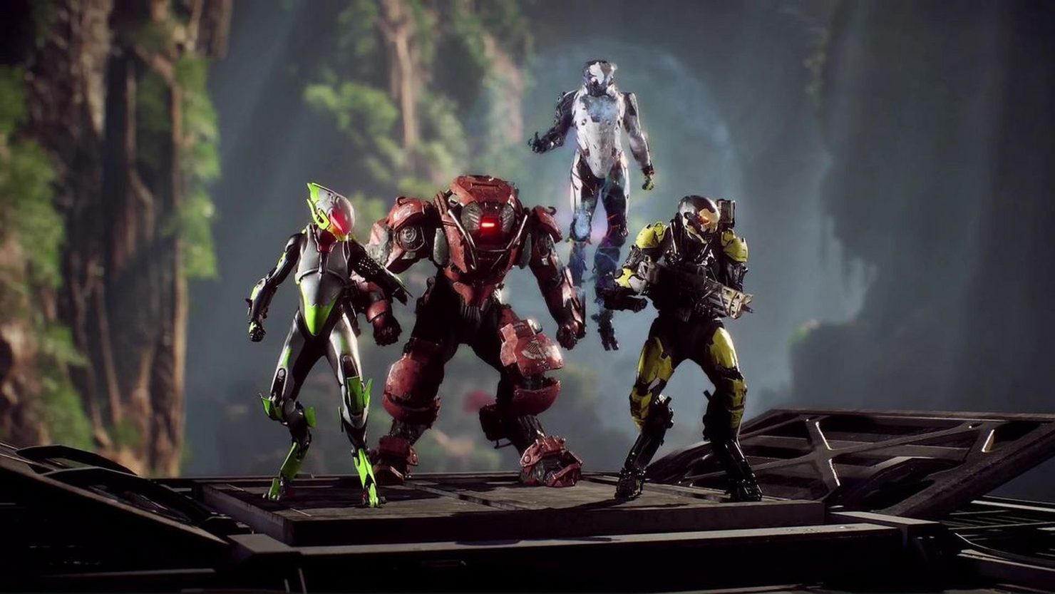 10 4k Hdr Anthem Wallpapers You Need To Make Your Desktop Background