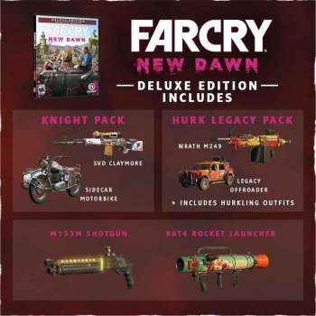 far cry new dawn deluxe edition dlc