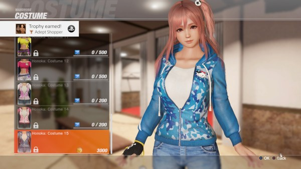 how to get costumes in Dead or Alive 6