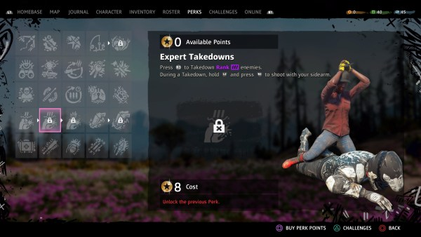 how to pistol takedown in far cry new dawn
