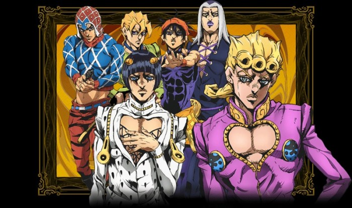 Jojo's Bizarre Adventure, Ongoing Anime