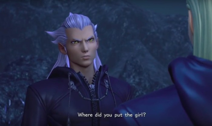Kingdom Hearts 3, Questions, The Girl