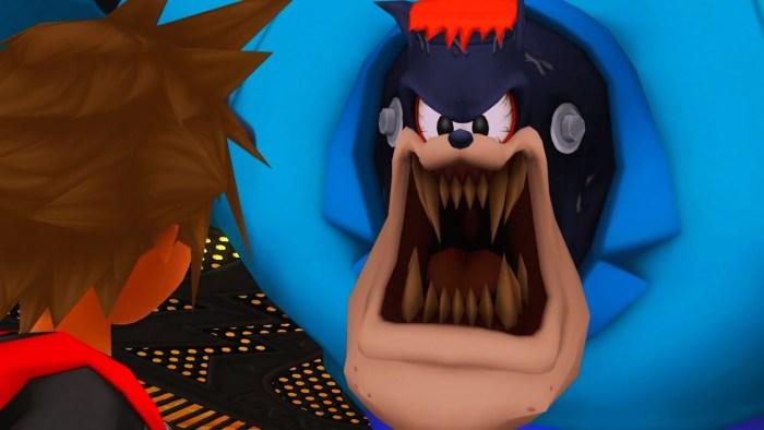 Kingdom Hearts: Dream Drop Distance, Julius, Kingdom Hearts Hardest Bosses