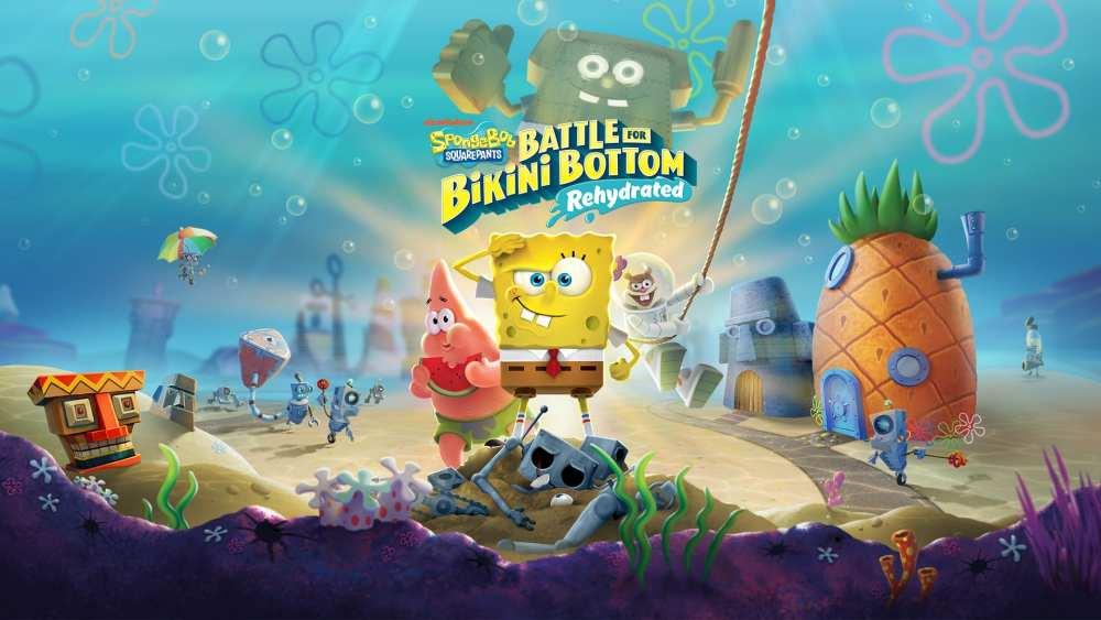 spongebob, co-op, local multiplayer