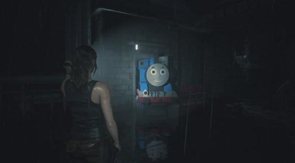 Resident Evil 2 mods