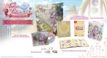 Atelier Lulua - Limited Edition - Nintendo Switch