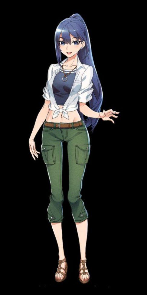 Character Art - Yukino