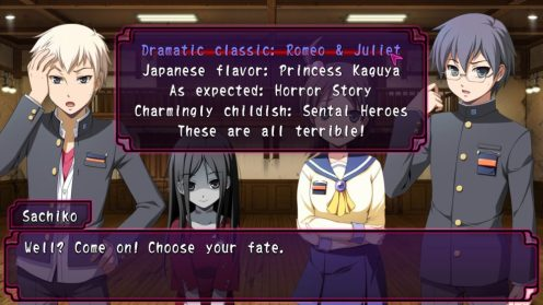 Corpse Party_Sweet Sachikos Hysteric Birthday Bash - 01