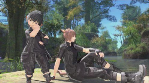Final Fantasy XIV, XV
