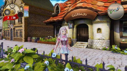 Field - Lulua in Town
