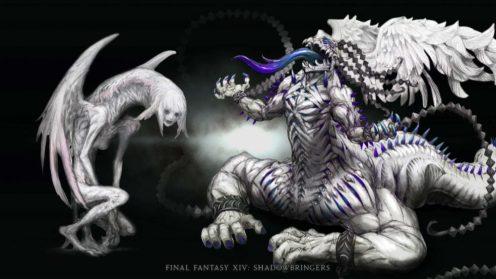 Final Fantasy XIV: Shadowbringers - New Dancer job, Hrothgar Race