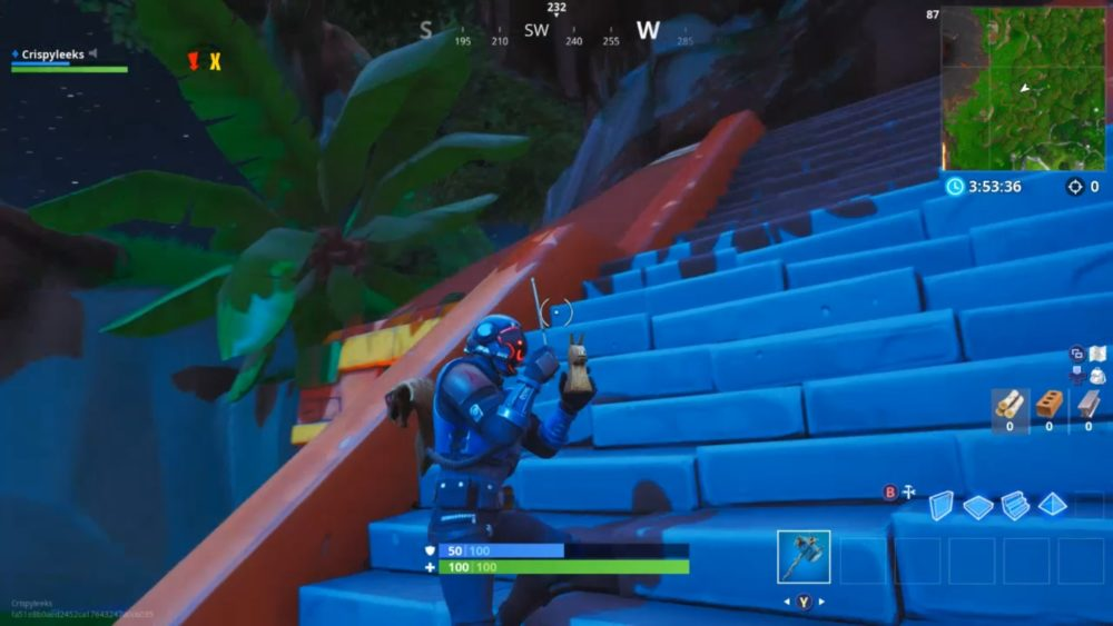 Fortnite week 3 secret start alternate location