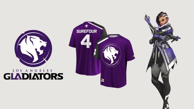 #2 - Los Angeles Gladiators