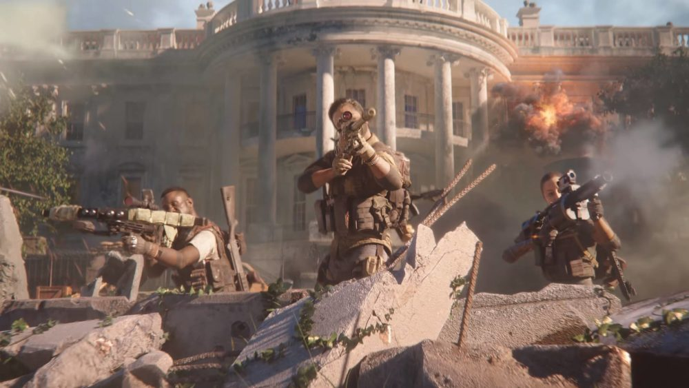 division 2 end game