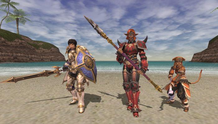 final fantasy XI, 20th anniversary