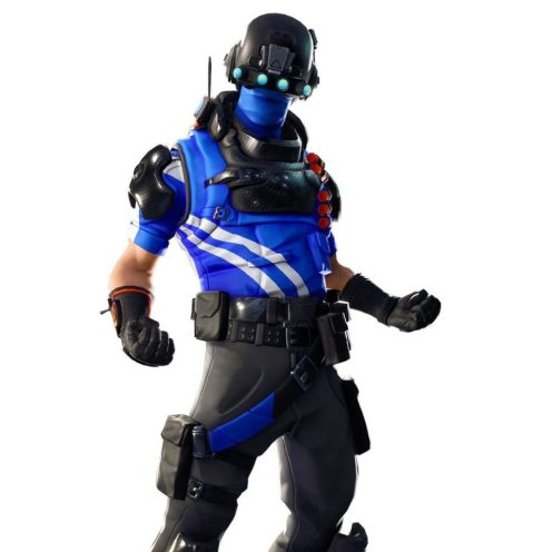 Carbon Commando Skin