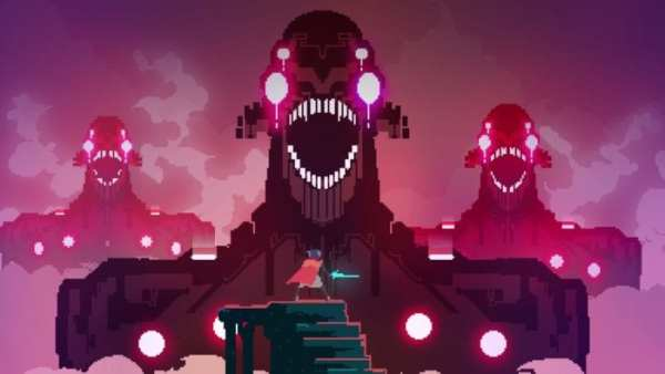 hyper light drifter, ps4 co-op