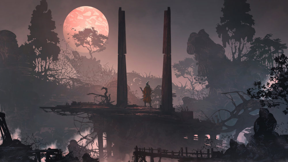 Sekiro Shadows Die Twice 4K HDR Wallpapers Desktop Background 6