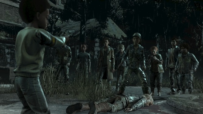 Telltale's The Walking Dead, Marlon's Death, Unforgettable Moments