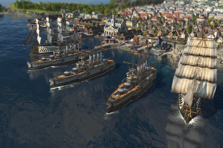 anno 1800 load ships