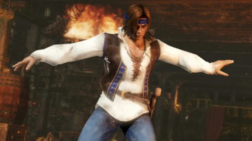 Dead or Alive 6 Pirate DLC (14)