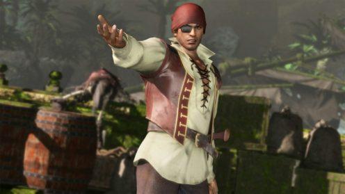 Dead or Alive 6 Pirate DLC (18)