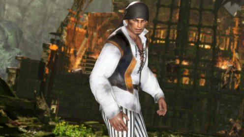 Dead or Alive 6 Pirate DLC (2)