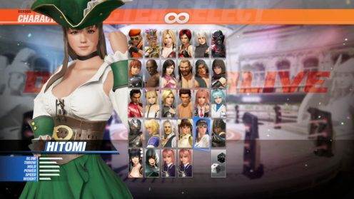 Dead or Alive 6 Pirate DLC (9)