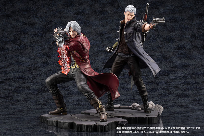 Devil May Cry 5 Figures (1)