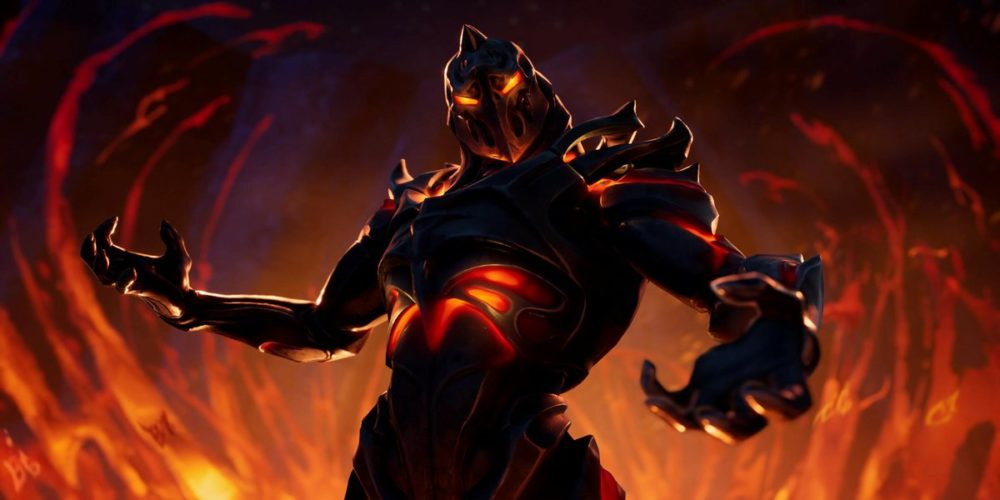 Fortnite Season 8 Week 8 Loading Screen