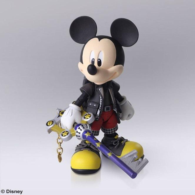Kingdom Hearts III Bring Arts Figure (1)