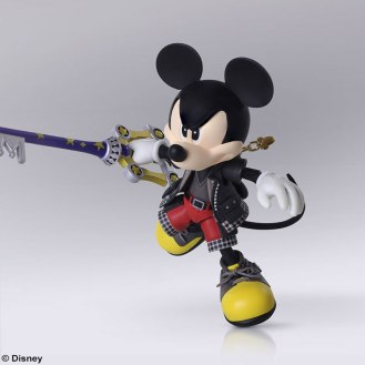 Kingdom Hearts III Bring Arts Figure (3)