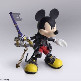 Kingdom Hearts III Bring Arts Figure (5)