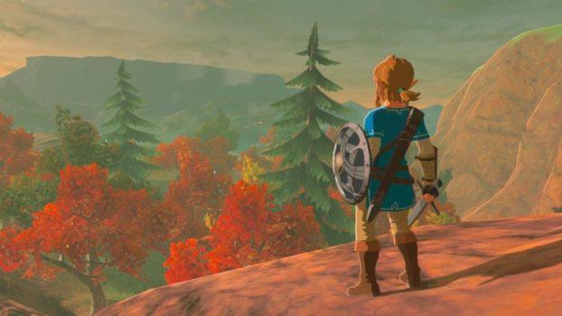 #5 - Zelda: Breath of the Wild