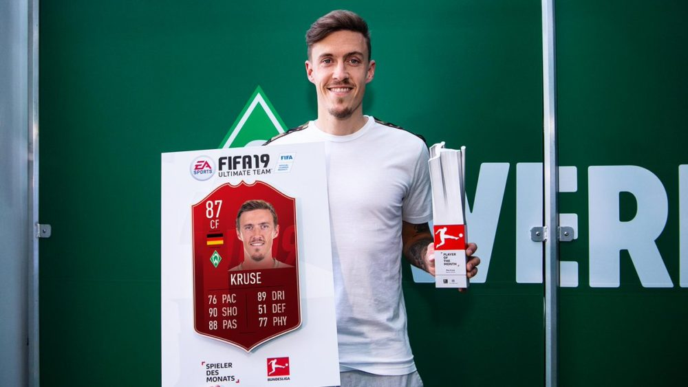 Bundesliga Player Of The Month