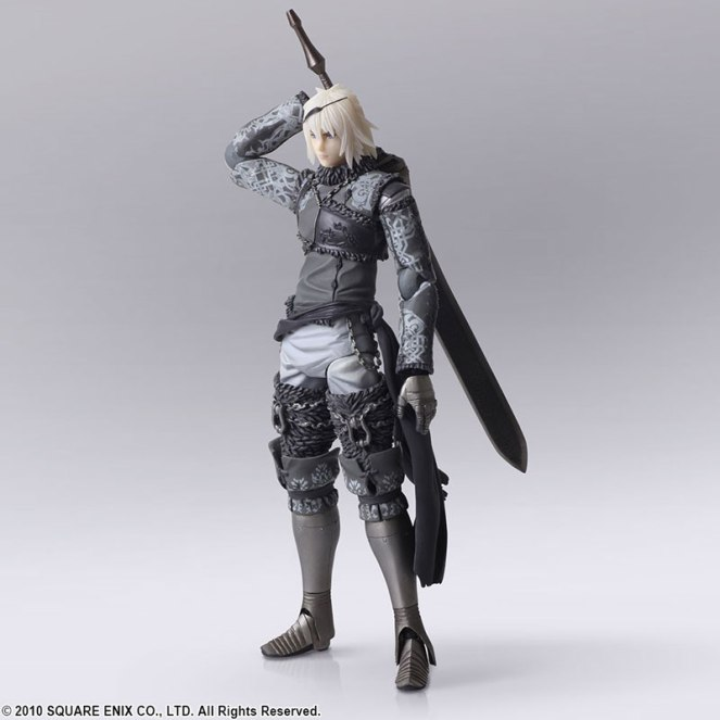 NieR Bring Arts Figure (1)