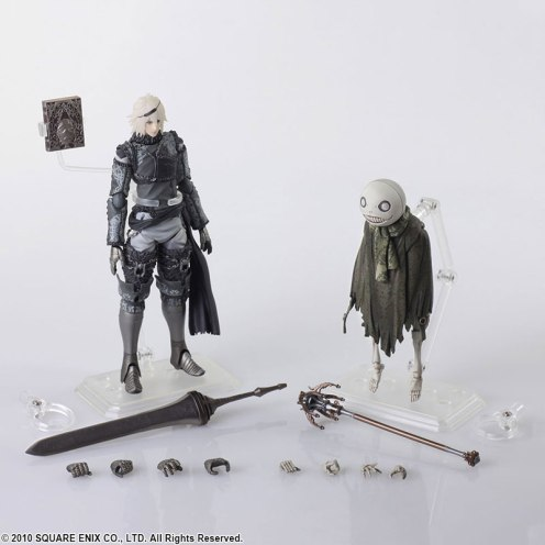 NieR Bring Arts Figure (10)