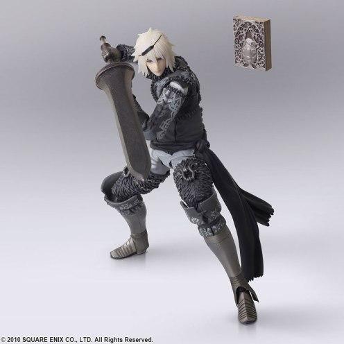 NieR Bring Arts Figure (3)