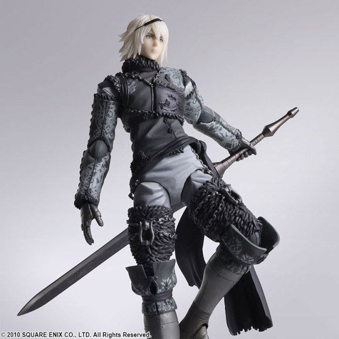 NieR Bring Arts Figure (4)