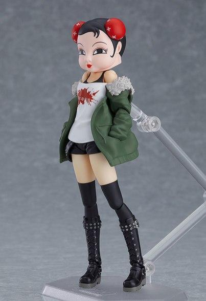 Persona 5 Figma Futaba (7)