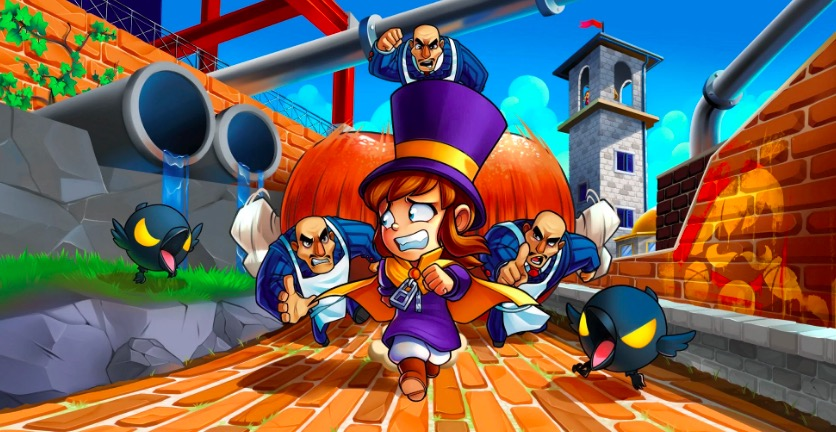 a hat in time, platformers, 3d