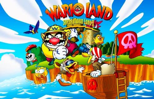 Wario Land (Series)
