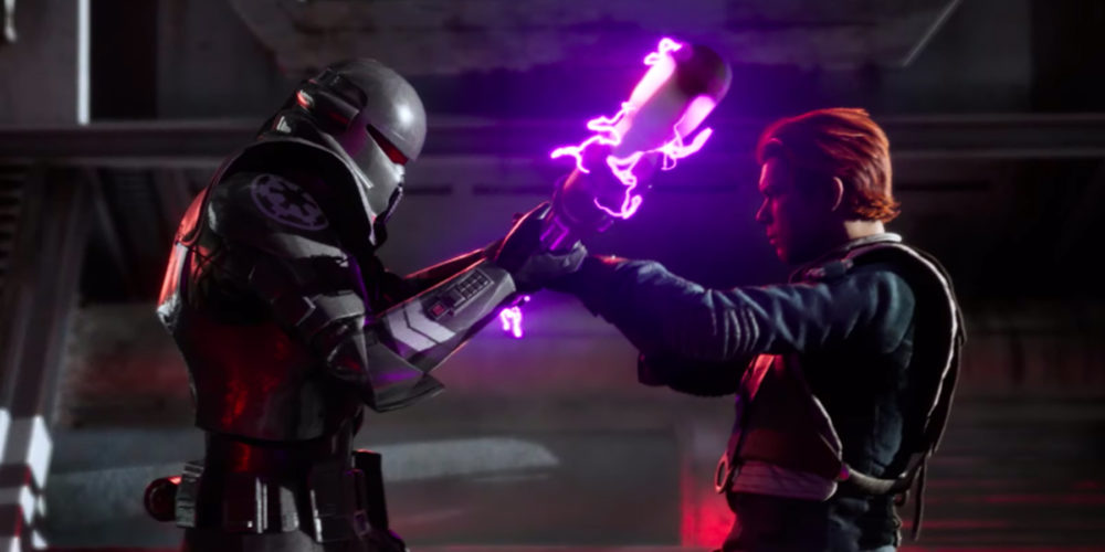 Star Wars Jedi: Fallen Order Trailer Screenshot
