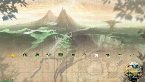 Ys Memories of Celceta Kai PS4 Theme