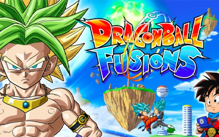 Dragon Ball Fusions, Top 15 Best Dragon Ball Video Games