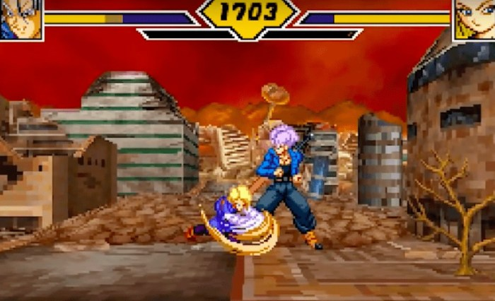 Dragon Ball Z: Supersonic Warriors 2, Top 15 Best Dragon Ball Video Games